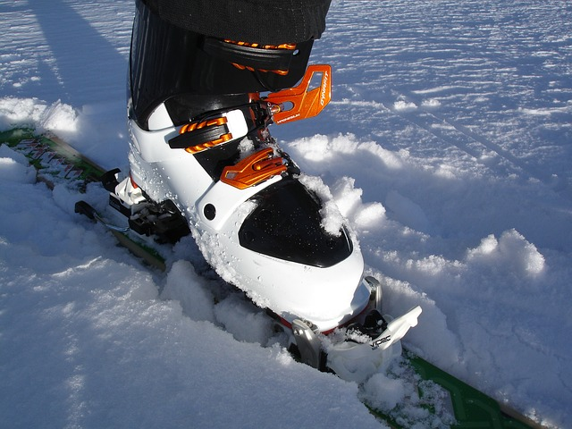 נעלי סקי
