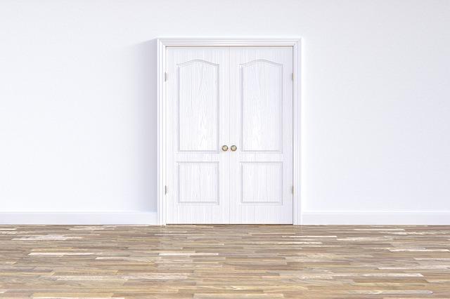 דלתות בסגנון צרפתי