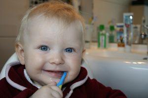 רופא שיניים מומלץ לתינוקות