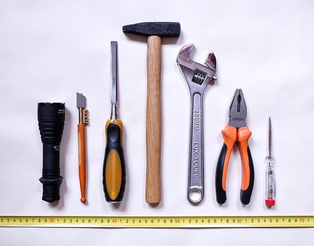 כלי עבודה שחובה בבית