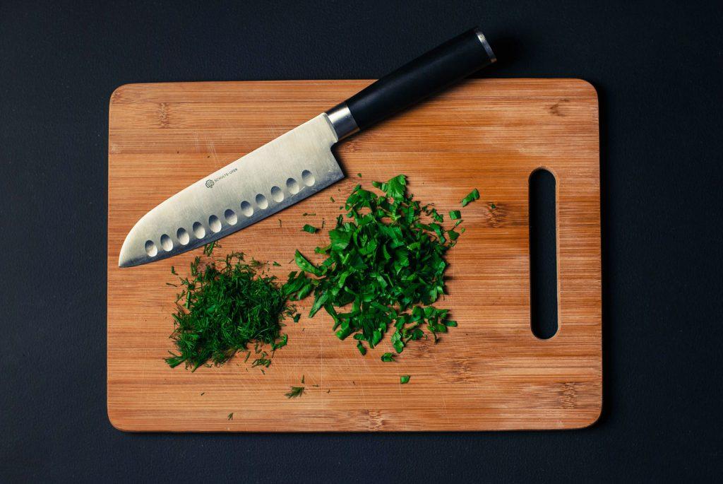 איך להשחיז סכין