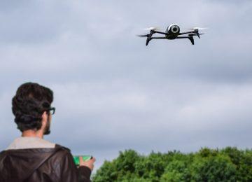 צוות צילום אווירי מיומן להפקת סרטונים עוצמתיים
