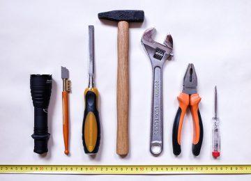 כלי עבודה שחובה בכל בית