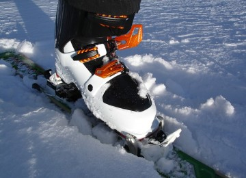 כך תבחרו נכון נעלי סקי לטיול שלכם